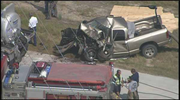 Fatal Car Accident Houston Texas Today