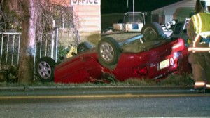 driver and passenger killed in car accident on Breen Drive