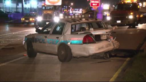 Pictures Of Police Car Accidents