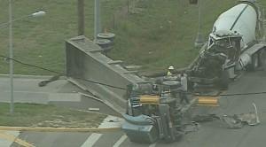 18 wheeler accident Harris County