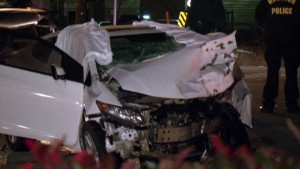 Old Galveston and Edgebrook drunk driving accident