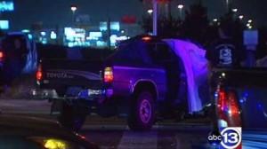 Michael Bisotooni fatal accident Mason Road Houston