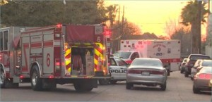pedestrian killed in accident on D'Amico Street Houston