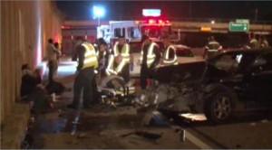 drunk driving accident SUV FM 1960 Houston