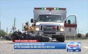 FM 2920 and Kuykendahl motorcycle accident