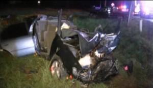 Aurora Garcia hit and run accident Tomball