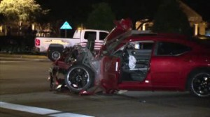 drunk driver Aaron Jacques Dodge Charger Highway 6
