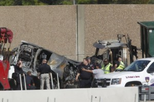 Truck accident wrongful death attorneys Smith and Hassler