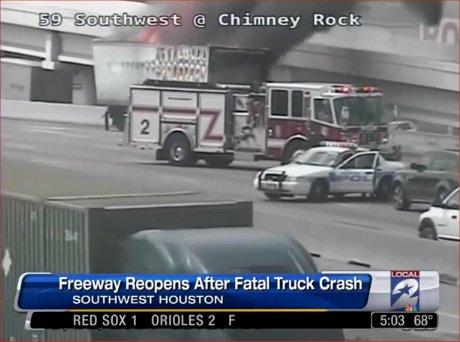 18-wheeler accident   Houston Personal Injury Attorneys - Smith