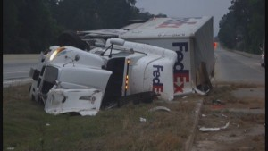 18 wheeler accident attorneys Smith & Hassler