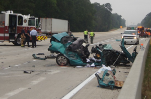 Conroe Texas truck accident attorneys Smith & Hassler