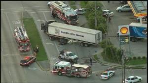 Houston 18 wheeler accident attorneys Smith & Hassler