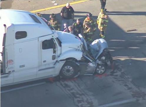 Houston Smith Car Crash